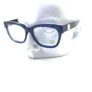 New MCM 2624 407 53mm Eyeglasses
